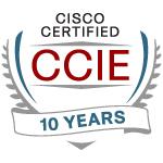 CCIE 10 years